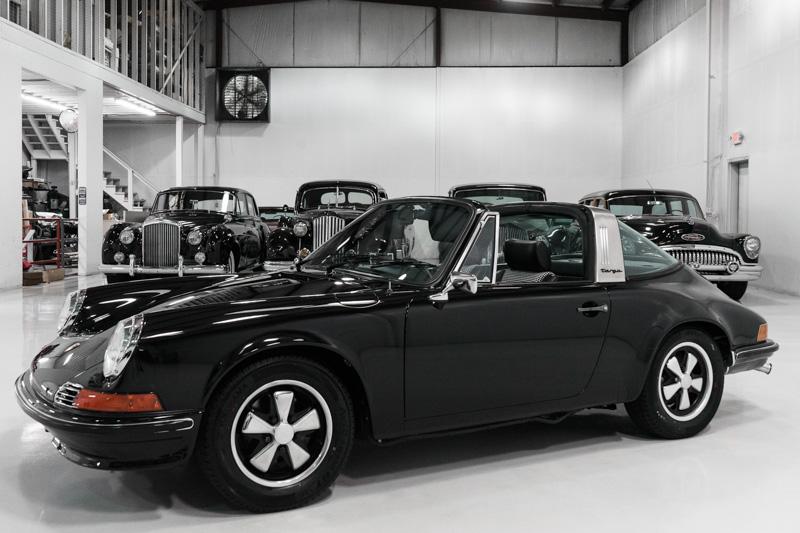 1972 Porsche 911T 2.4 Targa for sale Daniel Schmitt & Co.