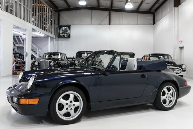 1993 Porsche 911 Carrera 2 for sale by Daniel Schmitt and Co