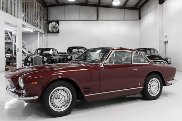 Check out our newest addition, this awesome 1965 Maserati Sebring 3500 GTi Series I Coupe - subject to over $134,000 in refurbishing and was recently featured in the New England 1000 rally.  https://www.schmitt.com/inventory/1965-maserati-sebring-3500-gti-series-i-coupe-685/  #maserati #sebring #maseratisebring #classiccars #classicmaserati #italian #sebring3500gti